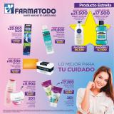 Folleto actual Farmatodo - 03.15.2020 - 03.21.2020.