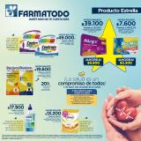 Folleto actual Farmatodo - 04.05.2020 - 04.11.2020.