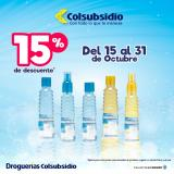 Folleto actual Colsubsidio - 10.15.2020 - 10.31.2020.