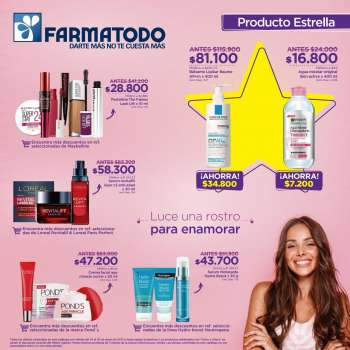 Folleto actual Farmatodo - 01.24.2021 - 01.30.2021.