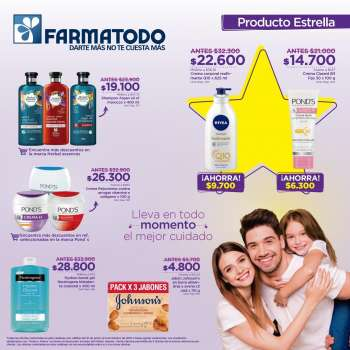 Folleto actual Farmatodo - 01.31.2021 - 02.06.2021.