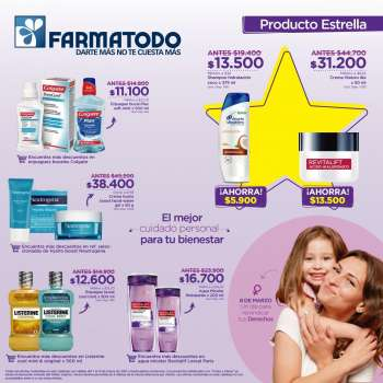 Folleto actual Farmatodo - 03.07.2021 - 03.15.2021.