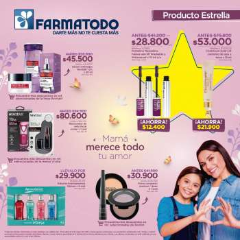 Folleto actual Farmatodo - 04.25.2021 - 05.09.2021.