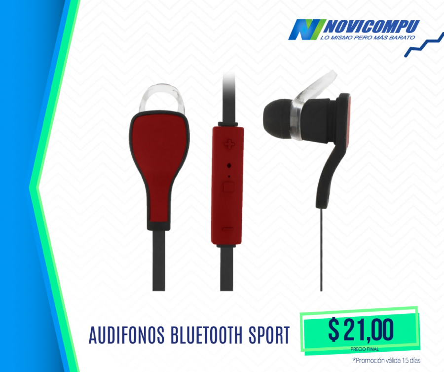 Folleto actual Novicompu - 23.2.2018 - 26.2.2018 - Ventas - bluetooth. Página 2.