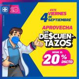 Folleto actual Farmacias Cruz Azul - 4.9.2020 - 4.9.2020.