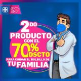 Folleto actual Farmacias Cruz Azul - 21.10.2020 - 31.10.2020.