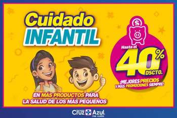 Folleto actual Farmacias Cruz Azul - 2.3.2021 - 31.3.2021.