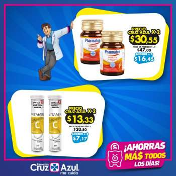 Folleto actual Farmacias Cruz Azul - 7.5.2021 - 7.5.2021.