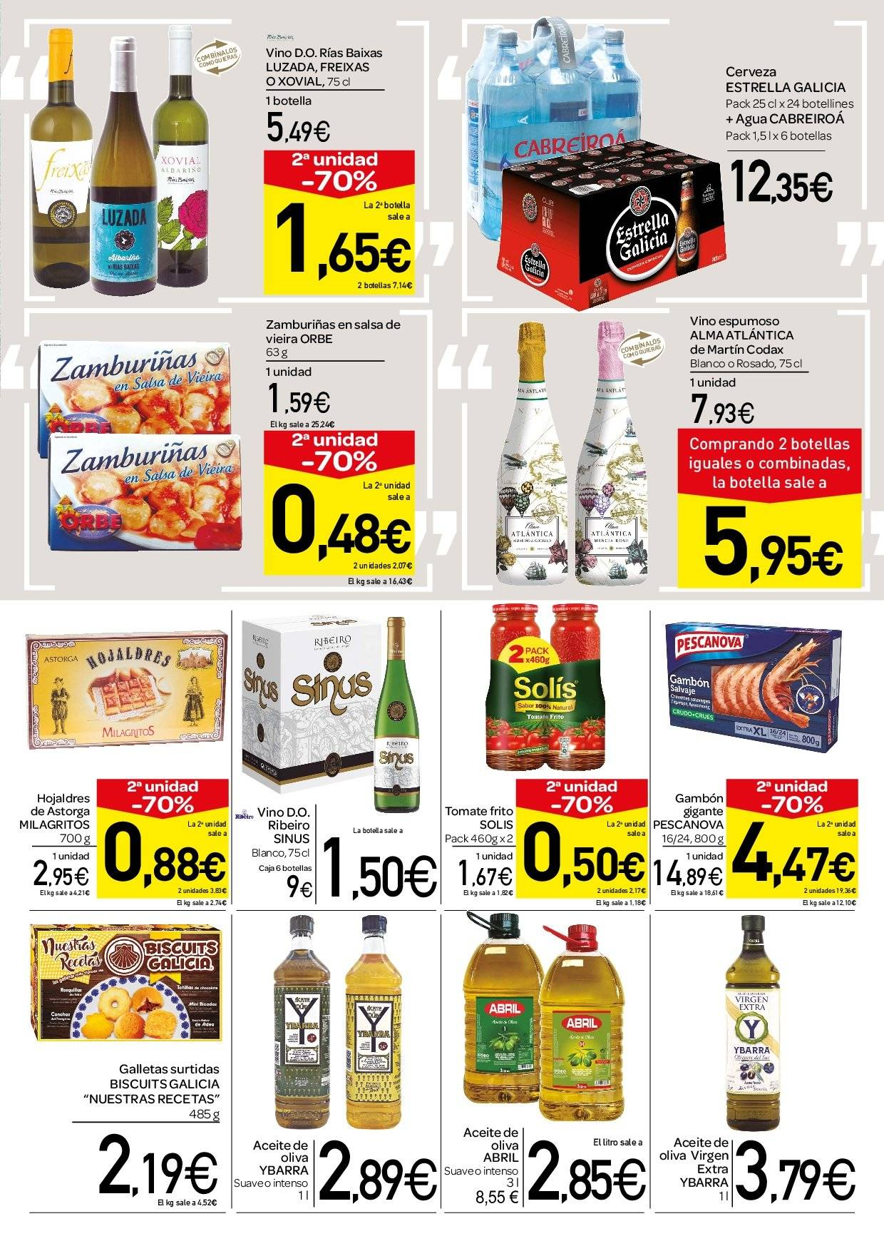 Folleto vigente Carrefour  - 15.11.2018 - 25.11.2018. Página 3.