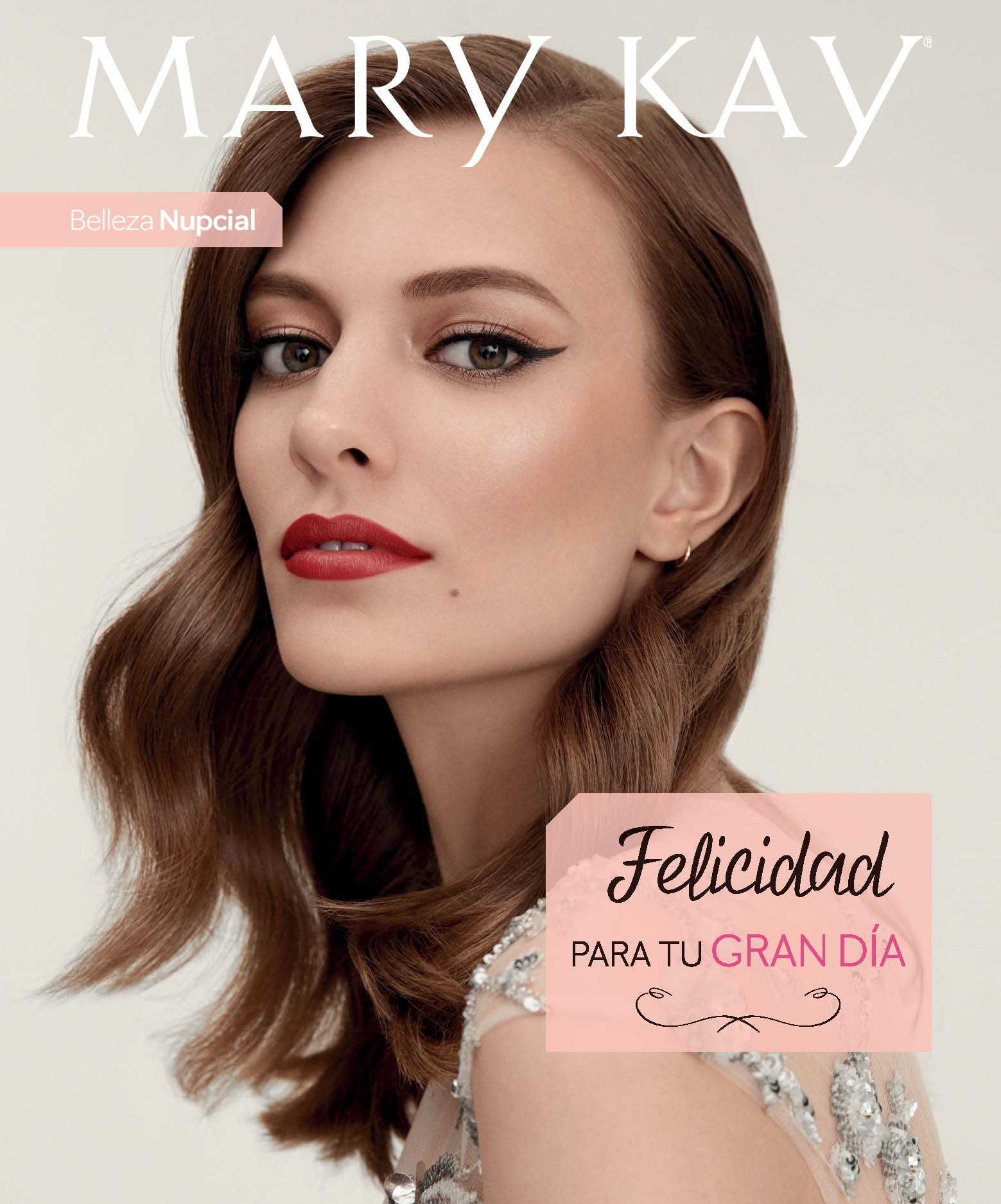 Folleto vigente Mary Kay . Página 1.