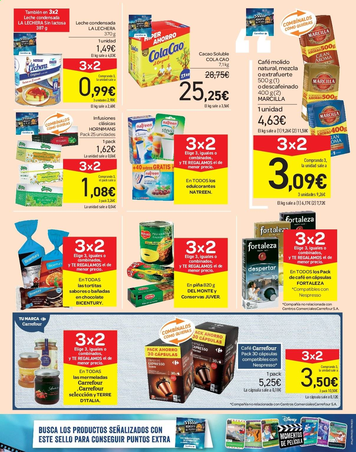 Folleto vigente Carrefour  - 21.6.2019 - 10.7.2019. Página 37.