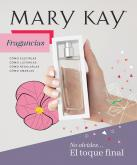 Folleto actual Mary Kay.