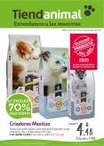Folleto actual Tiendanimal - 27.2.2020 - 29.4.2020.