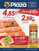 Folleto actual Supermercados Plaza - 16.3.2020 - 31.3.2020.