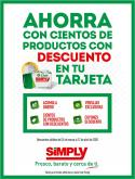 Folleto actual Simply - 26.3.2020 - 12.4.2020.