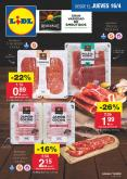 Folleto actual Lidl - 16.4.2020 - 22.4.2020.