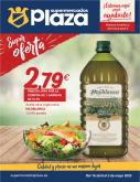 Folleto actual Supermercados Plaza - 16.4.2020 - 3.5.2020.