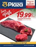 Folleto actual Supermercados Plaza - 4.5.2020 - 17.5.2020.