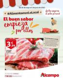 Folleto actual Alcampo - 26.5.2020 - 1.6.2020.