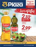 Folleto actual Supermercados Plaza - 1.6.2020 - 14.6.2020.
