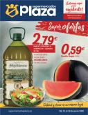 Folleto actual Supermercados Plaza - 15.6.2020 - 30.6.2020.