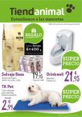 Folleto actual Tiendanimal - 25.6.2020 - 26.8.2020.
