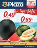 Folleto actual Supermercados Plaza - 1.7.2020 - 15.7.2020.
