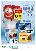 Folleto actual Supermercados masymas - 7.8.2020 - 20.8.2020.