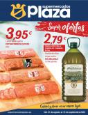Folleto actual Supermercados Plaza - 31.8.2020 - 15.9.2020.