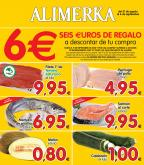 Folleto actual Alimerka - 31.8.2020 - 6.9.2020.