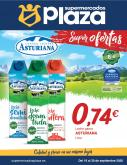 Folleto actual Supermercados Plaza - 16.9.2020 - 30.9.2020.