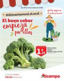 Folleto actual Alcampo - 29.9.2020 - 5.10.2020.