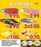 Folleto actual Alimerka - 12.10.2020 - 18.10.2020.