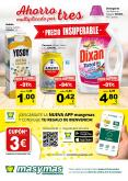 Folleto actual Supermercados masymas - 30.10.2020 - 12.11.2020.
