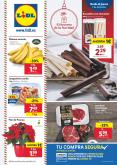 Folleto actual Lidl - 3.12.2020 - 9.12.2020.