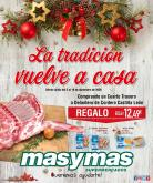 Folleto actual Supermercados masymas - 3.12.2020 - 16.12.2020.