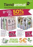 Folleto actual Tiendanimal - 26.11.2020 - 5.1.2021.