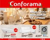 Folleto actual Conforama - 2.12.2020 - 29.12.2020.