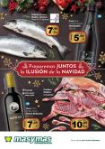 Folleto actual Supermercados masymas - 11.12.2020 - 24.12.2020.