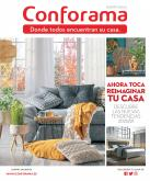 Folleto actual Conforama - 2.12.2020 - 31.3.2021.