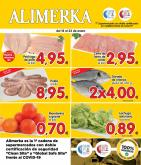 Folleto actual Alimerka - 18.1.2021 - 23.1.2021.