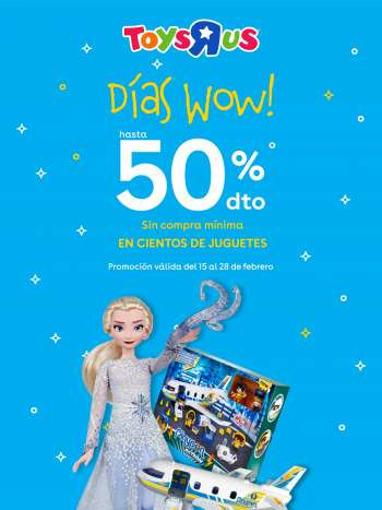 Folleto actual ToysRUs - 15.2.2021 - 28.2.2021.