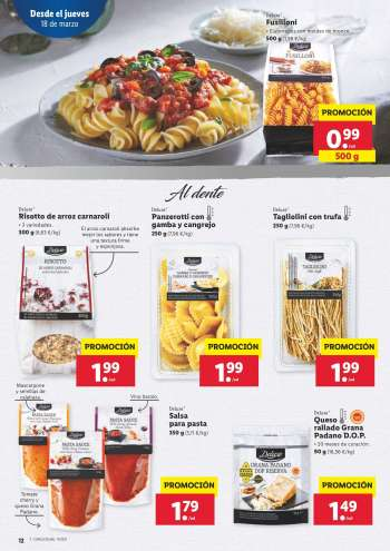 Folleto actual Lidl - 18.3.2021 - 24.3.2021.