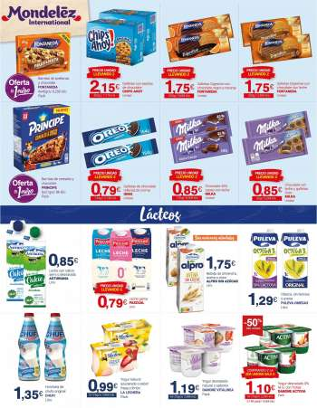 Folleto actual Supermercados Plaza - 30.4.2021 - 16.5.2021.