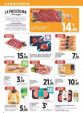 Folleto actual Supercor supermercados - 6.5.2021 - 19.5.2021.