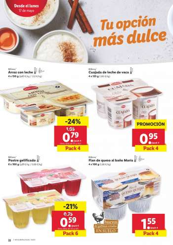 Folleto actual Lidl - 6.5.2021 - 13.5.2021.