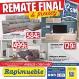 Folleto actual Rapimueble - 5.11.2018 - 6.1.2019.