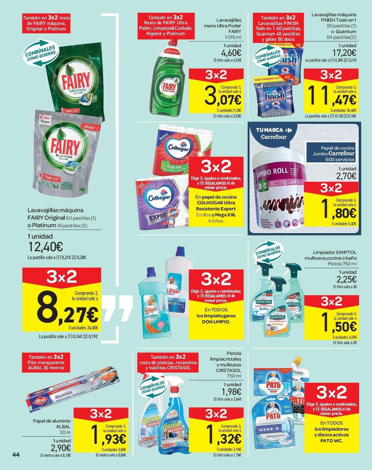 Folleto actual Carrefour - 2.1.2019 - 16.1.2019 - Ventas - papel de e618155ab061