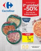Folleto actual Carrefour - 13.3.2019 - 27.3.2019.
