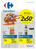 Folleto actual Carrefour - 20.3.2019 - 27.3.2019.